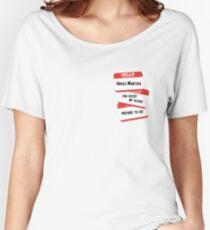Indigo Montoya Women's Relaxed Fit T-Shirt