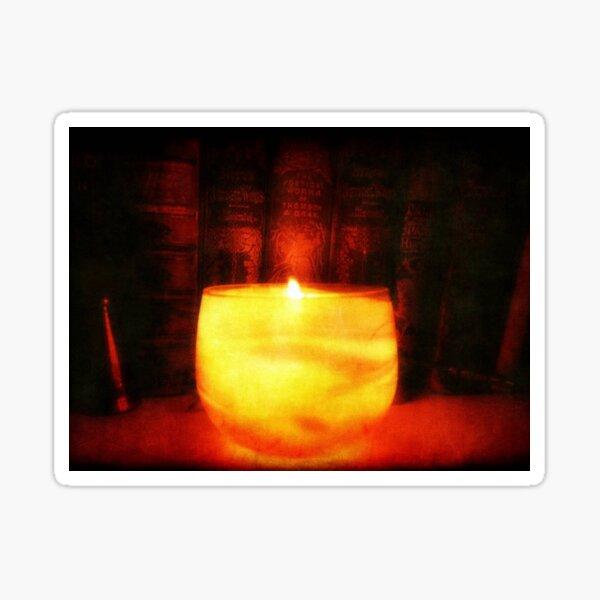 Candle Glow ©  Sticker