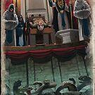 «El ritual de iniciación por M. Wayne Miller» de Chaosium