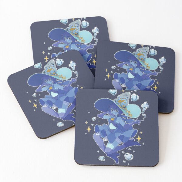 Water witch Coasters (Set of 4)
