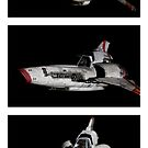 Colonial Viper MkII by Andrew Bosman