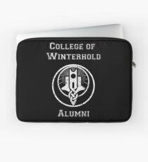 College of Winterhold Alumni Laptop Sleeve