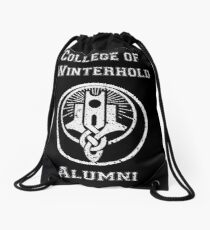 College of Winterhold Alumni Drawstring Bag