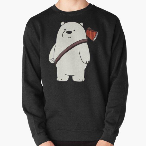Ice Bear Pullover Sweatshirt