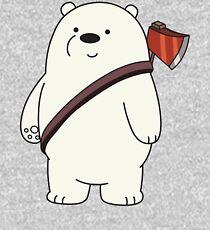 Ice Bear Kids Pullover Hoodie