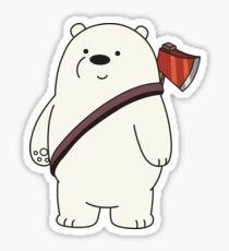 Ice Bear Sticker