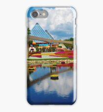 Epcot wonderland iPhone Case/Skin