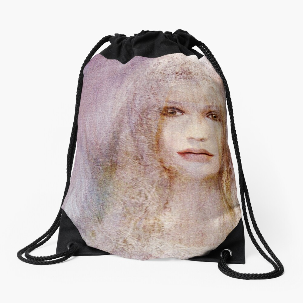 Breathe Drawstring Bag