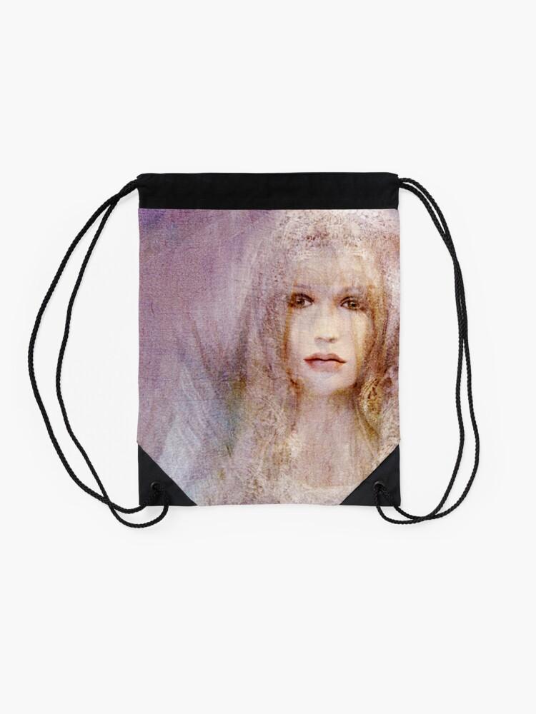 Alternate view of Breathe Drawstring Bag