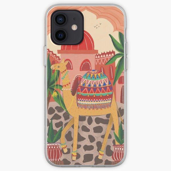 Chameau Marocain Coque souple iPhone