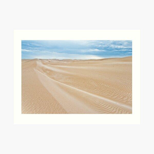 South Australia's Far West Coast. Art Print