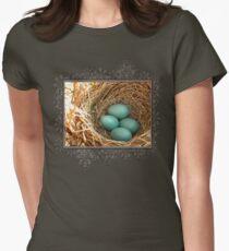 Four American Robin Eggs T-Shirt