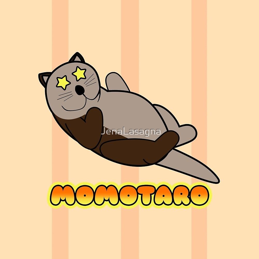 Splash Free Club - Momotaro by JenaLasagna