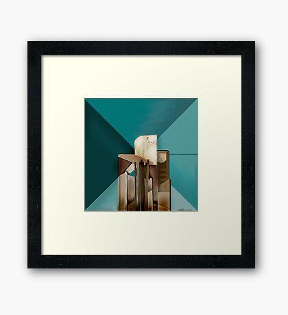 """""""The Dove"""" Framed Print"""