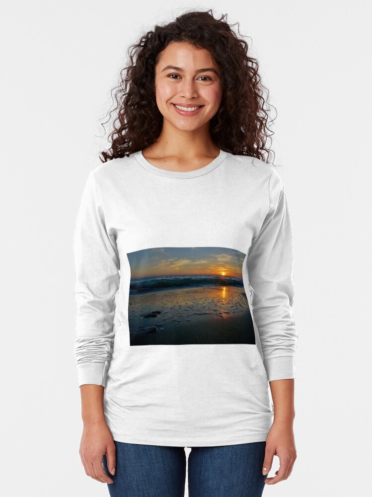 Alternate view of Rota (Cádiz) España Atardecer Long Sleeve T-Shirt