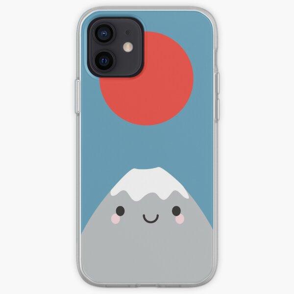 Kawaii Mt Fuji San iPhone Soft Case