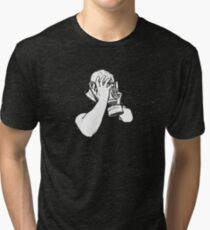 It's All Too Much (Sometimes) Tri-blend T-Shirt