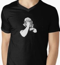 It's All Too Much (Sometimes) Men's V-Neck T-Shirt