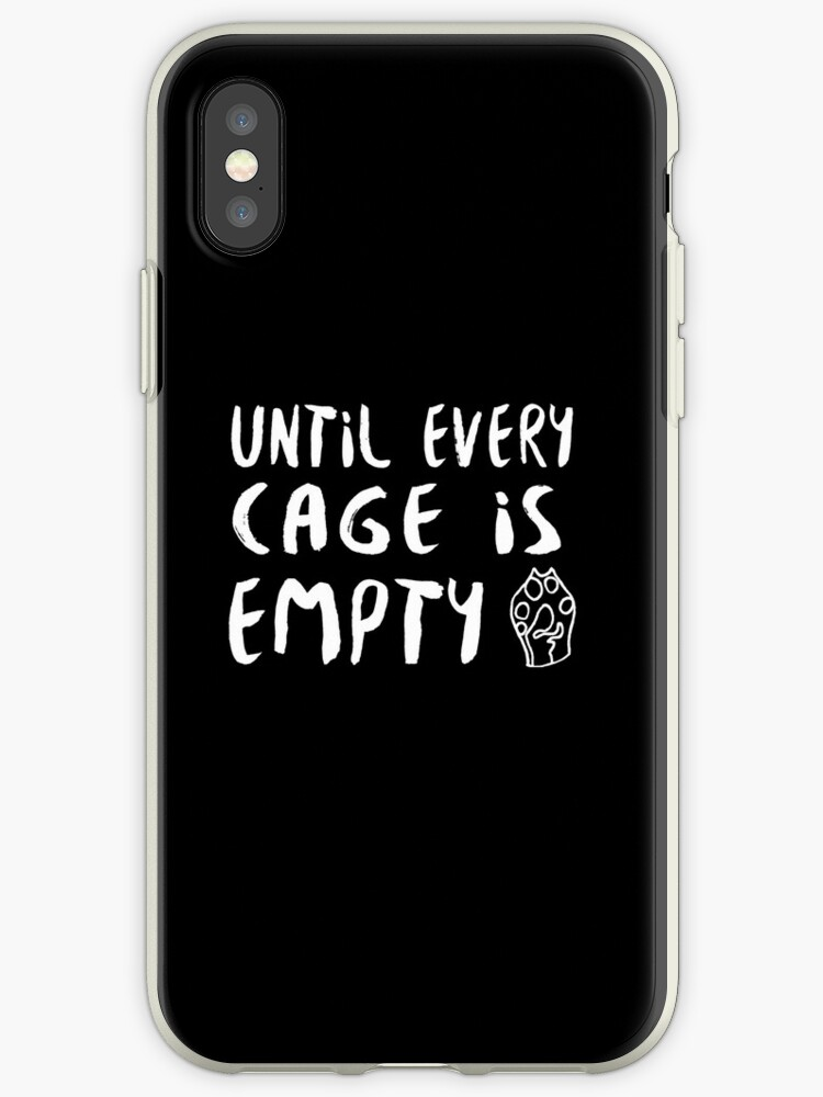 Until Every Cage Is Empty • MFC by mfcollective