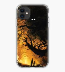 The Beast Is Out There iPhone Case