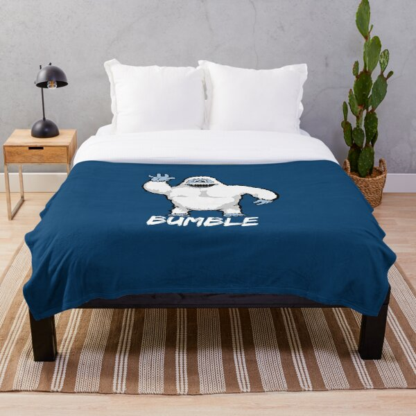 BUMBLE Throw Blanket