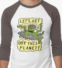 Alien UFO Escape T-Shirt