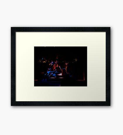 The Underture Framed Print