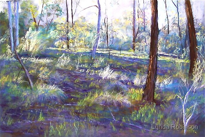 Ironbark Country No. 1 by Lynda Robinson