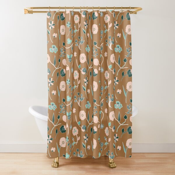 Floral fairy tale  Shower Curtain