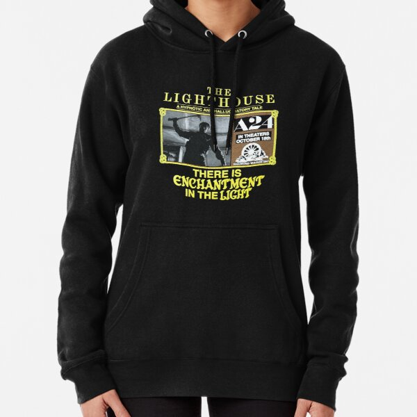 the lighthouse Pullover Hoodie