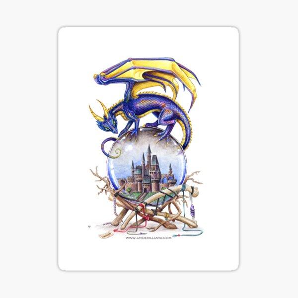 The Mystic's Familiar Sticker