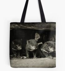 Little Devils Tote Bag