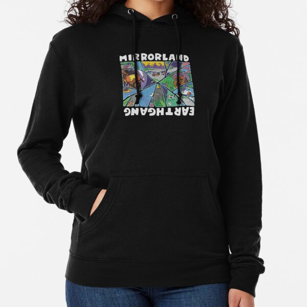 MIRRORLAND EARTHGANG PUZZLE LUCUNGAWUR                                                                        #findyourthing Lightweight Hoodie
