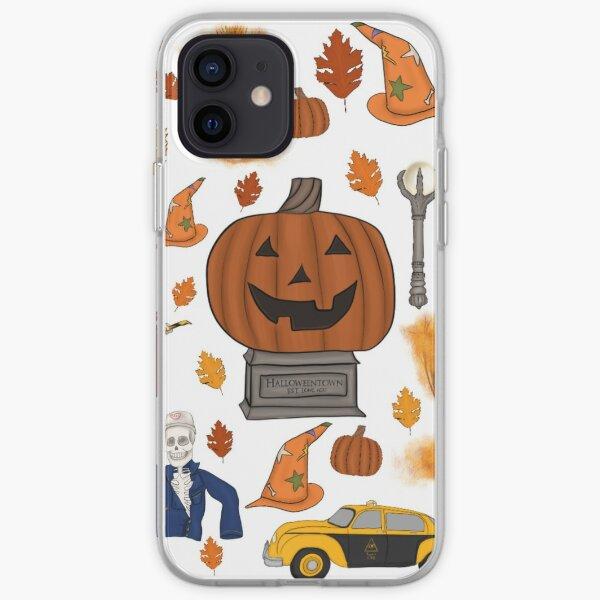 Halloweentown Est. Long Ago iPhone Soft Case