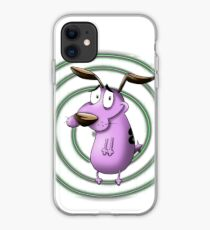 Mut zur feigen Hundespirale iPhone-Hülle & Cover