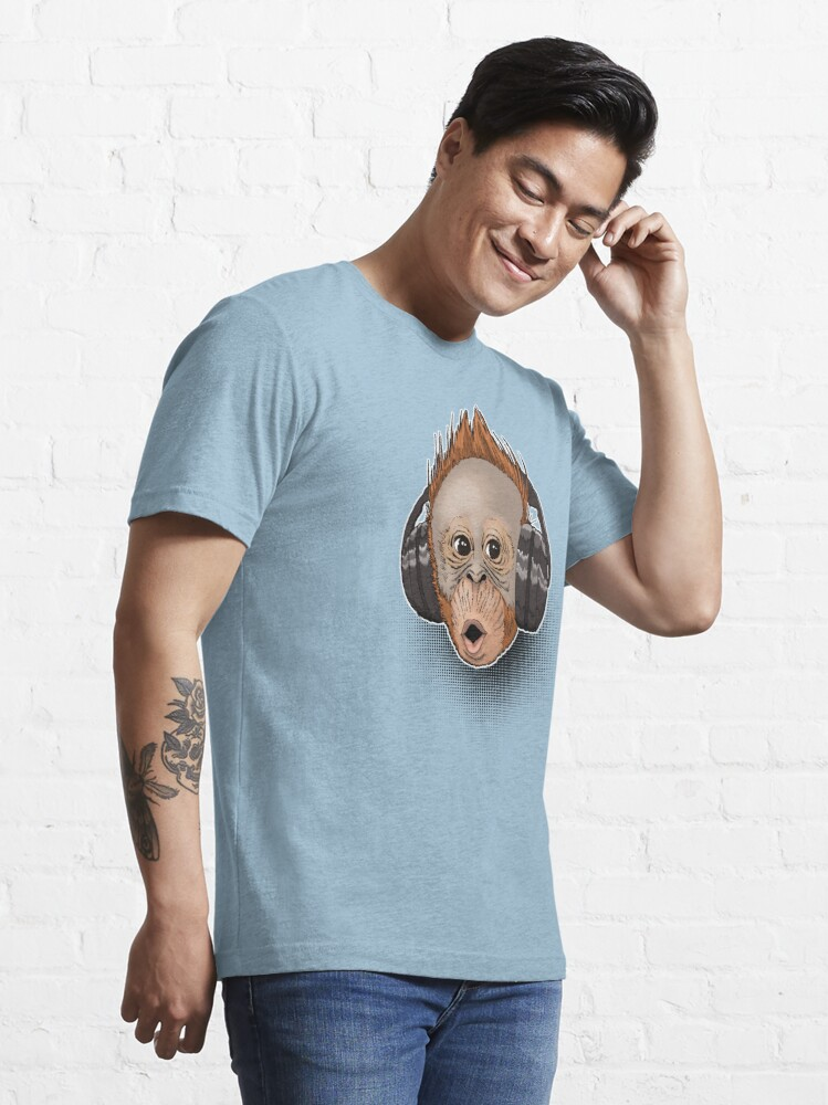 Alternate view of Evolution of Sound Essential T-Shirt
