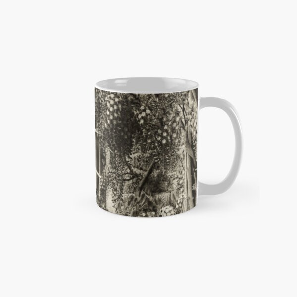 The Wisteria Window Classic Mug