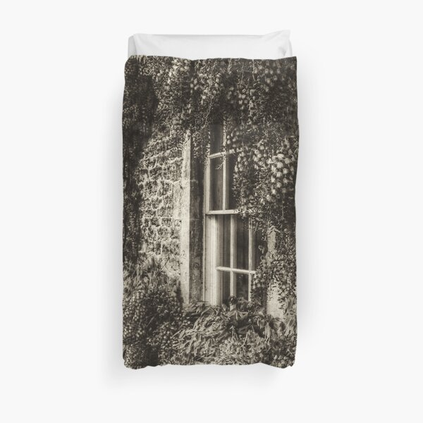 The Wisteria Window Duvet Cover