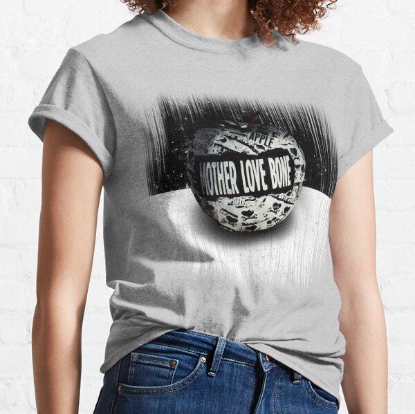 Madre amor hueso Camiseta clásica
