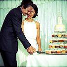 Wedding cake  by AquaMarina