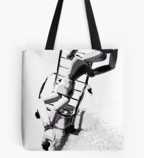 """Silly Seat (4)"" - Laid Back Tote Bag"