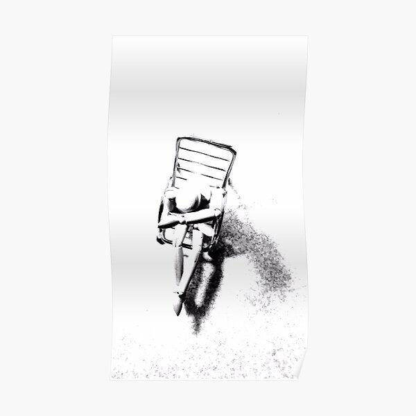 """""""Despair Chair (5)"""" Poster"""