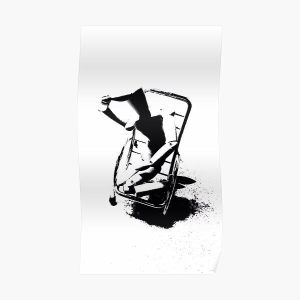 """""""Despair Chair (2)"""" Poster"""