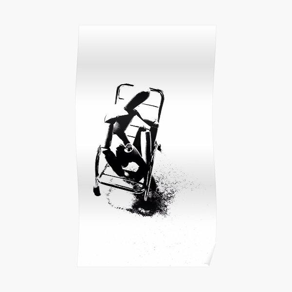"""""""Despair Chair (1)"""" Poster"""