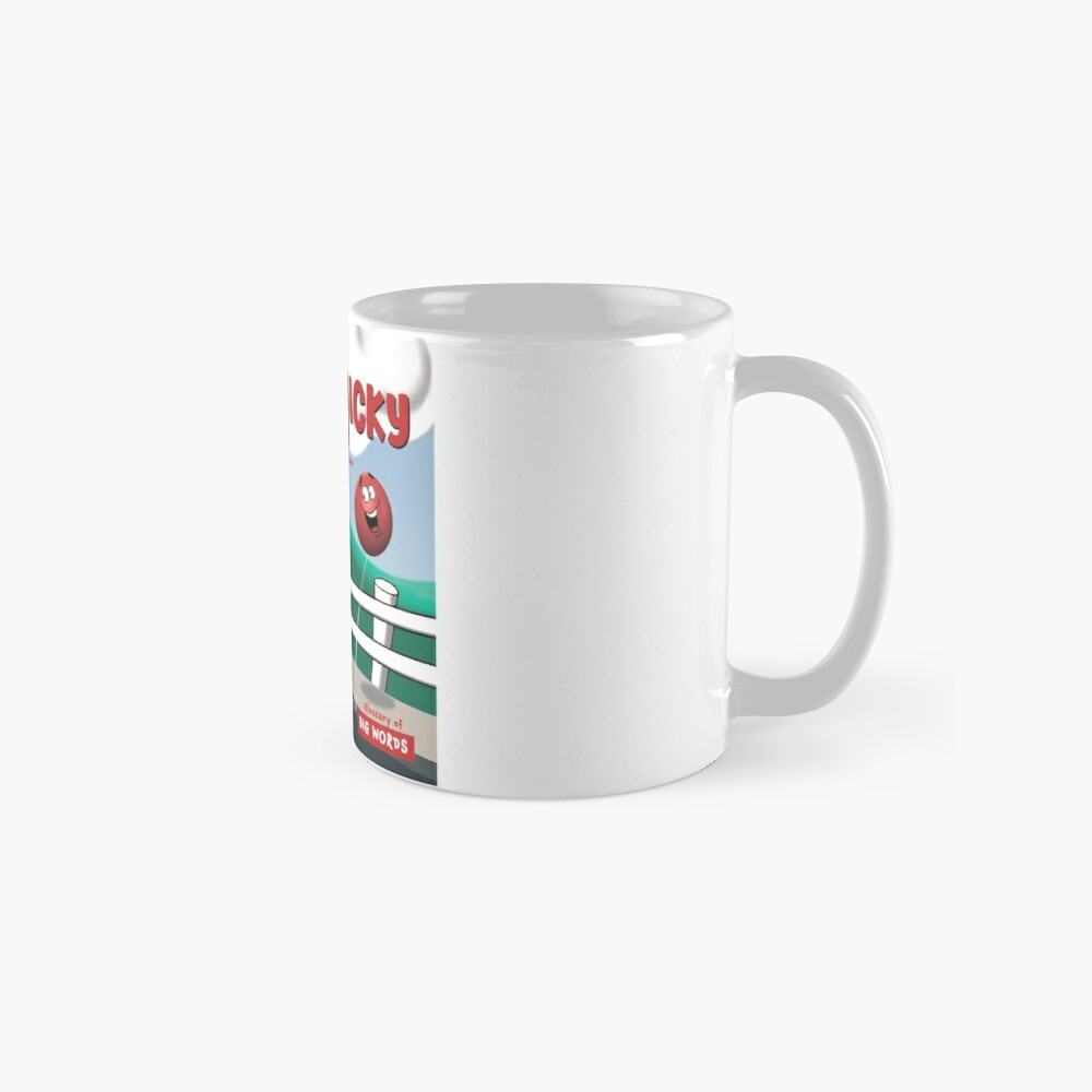 The Adventures of Max & Nicky Picture Book Mug