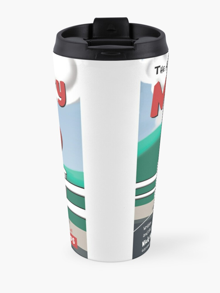 Alternate view of The Adventures of Max & Nicky Picture Book Travel Mug