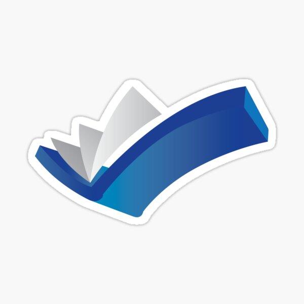 everylibrary institute checkmark Sticker