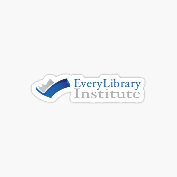 EveryLibrary Institute Logo Sticker
