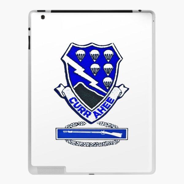Currahee Patch - 101st Airborne w/CIB -  iPad Case iPad Skin