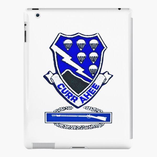 Currahee Patch - 101st Airborne w/CIB -  iPad Case iPad Snap Case